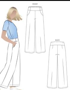 Kibbe Dramatic Classic Clothes